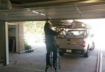 Opener Replacement Project | Garage Door Repair Fayetteville, GA